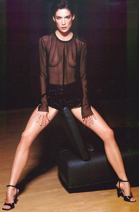 Lara Flynn Boyle - '0 beden oldum'